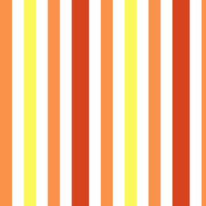 Jolly Holiday Stripes