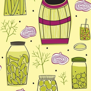 Pickles and Onions