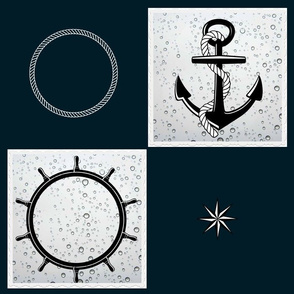 Nautical sampler