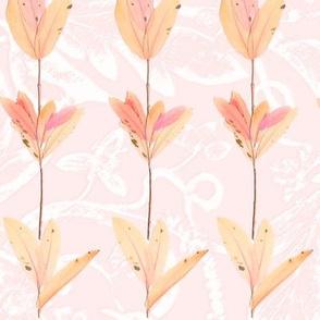 dappled willow pink