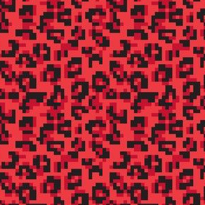Leopard Red