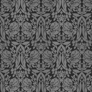 damask frances gray
