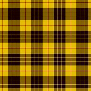 "MacLeod tartan, 2"", custom colorway"