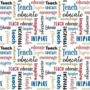 Kamala Harris- Madam Vice President Large Scale with quotes © Jennifer Garrett
