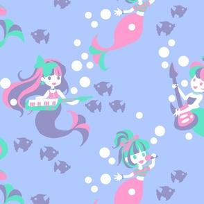 mermaids just wanna have fun