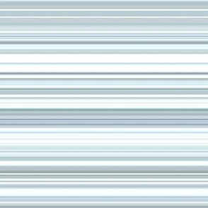 blue-grey narrow stripes - horizontal