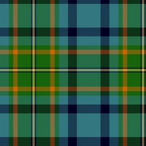 "Gillies tartan, 6"" ancient colors"