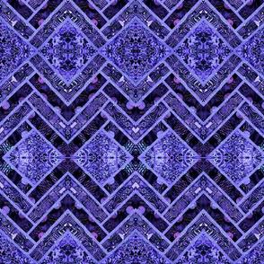 Purple ZigZag-ed