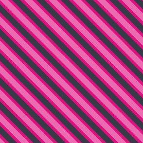 Diagonal Stripes - Tribal Dance  - © PinkSodaPop 4ComputerHeaven.com