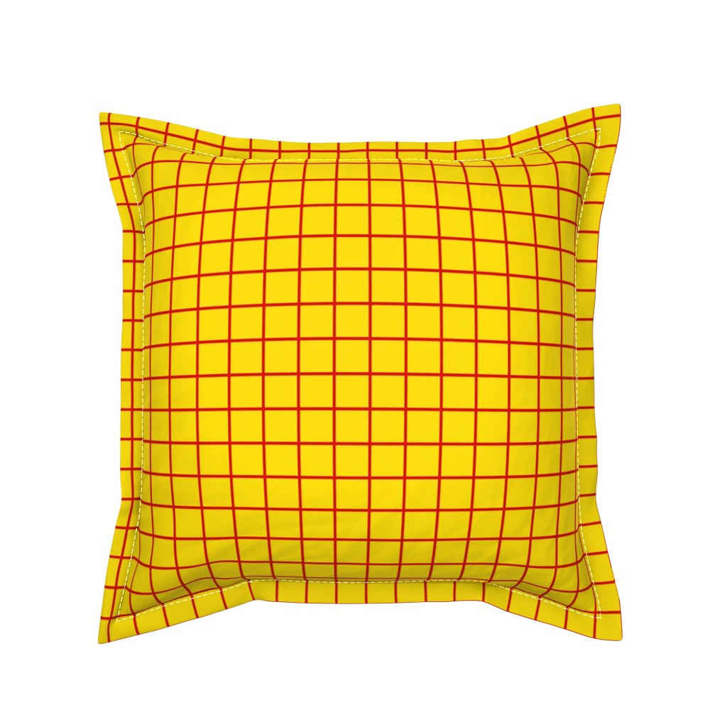 Serama Throw Pillow featuring Woody (small) by lowa84
