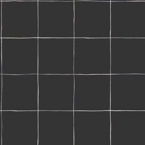 Ink grid 3/3 Grey