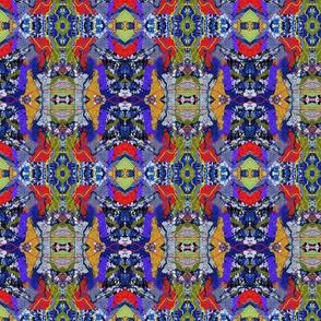 Silk Kaleidoscope-ed