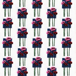 Four Poppies-ed
