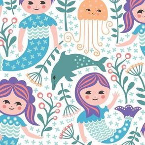 Mermaid Garden Meetup
