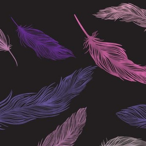 Brilliant Feathers