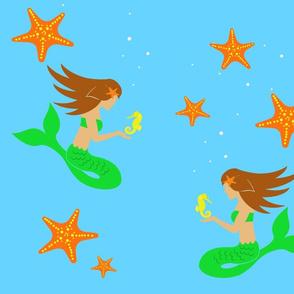 4262055-mermaid-fatquater-imfeelincrafty2-by-imfeelincrafty