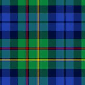 "Gow / MacGowan hunting tartan variation, 6"""