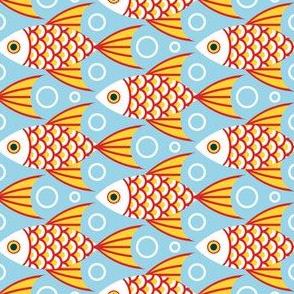04272585 : finned fish : spoonflower0188