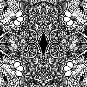 Black Heart Knots