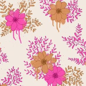 Blossom – pink caramel