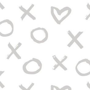 XO XO medium – grey