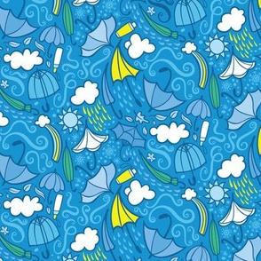 Brella - Blue - Small Version