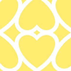 CUORI_baby_wall_yellow