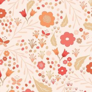 Sunshine Garden - Peach