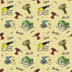 Drill Saw Buzz