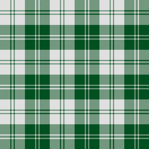 Erskine dress green tartan, 6""