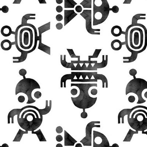 Robots ink