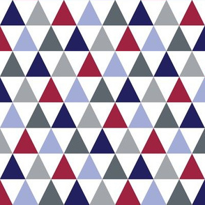 Patriotic Triangles