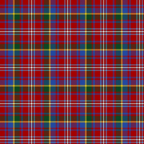 Fitzgerald dress tartan, 9""