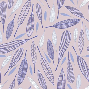 Fanciful Feathers Lavender (Sweet)