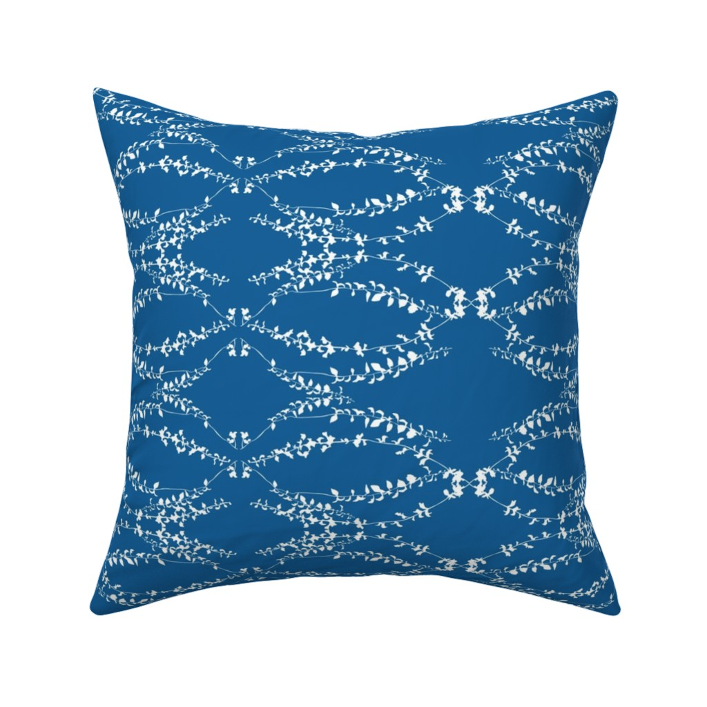 Catalan Throw Pillow featuring Vernazza Ocean by arboreal