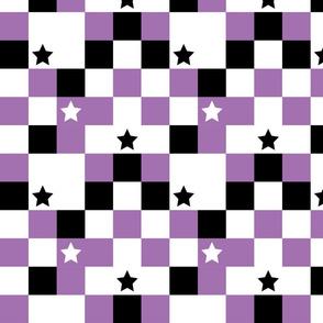 SquareStar Lilac4