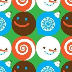 Holiday Circles