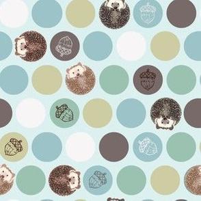 Hedgehog Bubbles