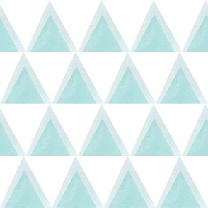 Blue blue Baby triangle