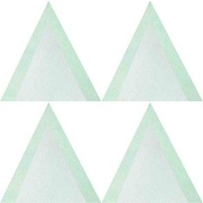 Green green baby triangle