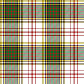 Anderson dress tartan, 9""