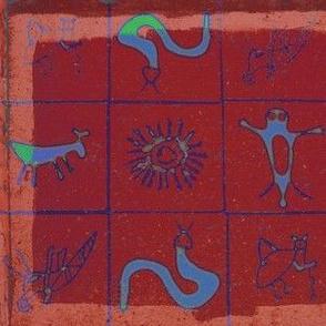 Pictograph Tiles 2
