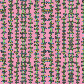 Pretty in Pink Vines