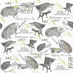Hedgehog Elementary School