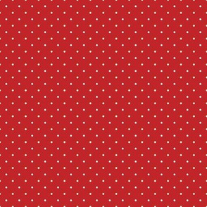 Pin Dots on Red
