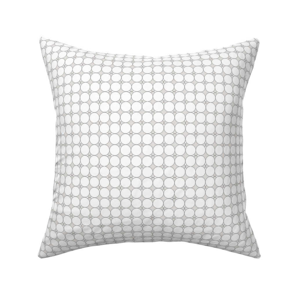 Catalan Throw Pillow featuring dEste Gray by arboreal