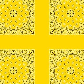 Minidanna A-Golden Yellow