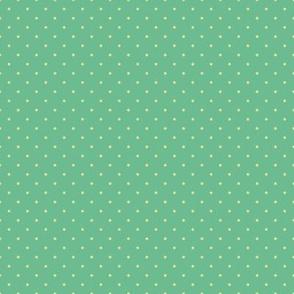 Party Tiny Dot on Mint