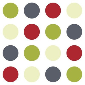 Cranberry and Lime Dot