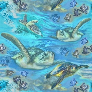 Sea Turtles for Laura